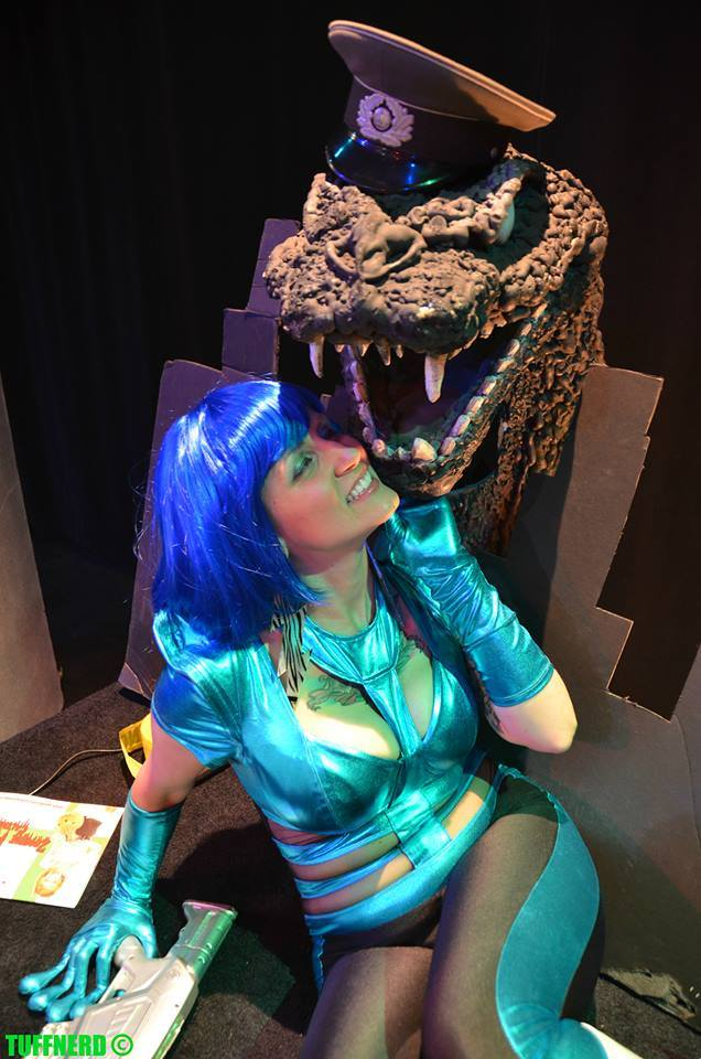 Girls love Monsters