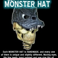 Monster Madhouse Hat